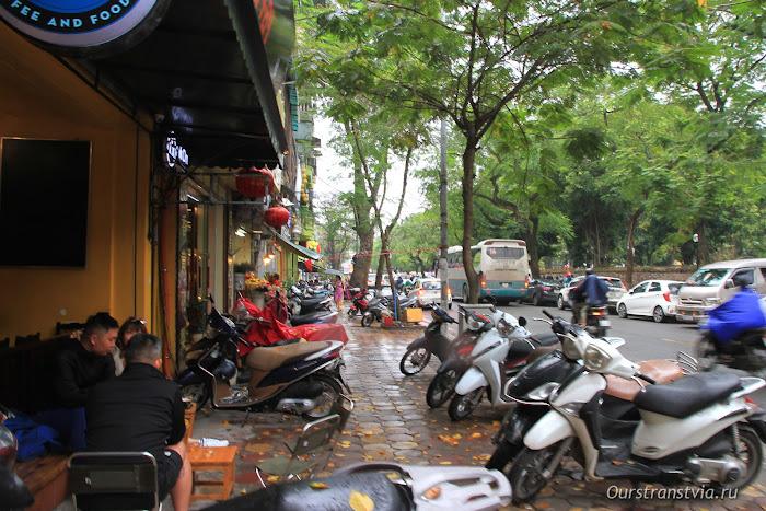 Улочки Ханоя