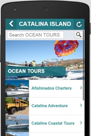 Catalina Island- screenshot