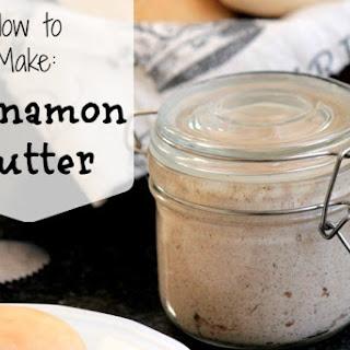 Cinnamon Butter Recipe