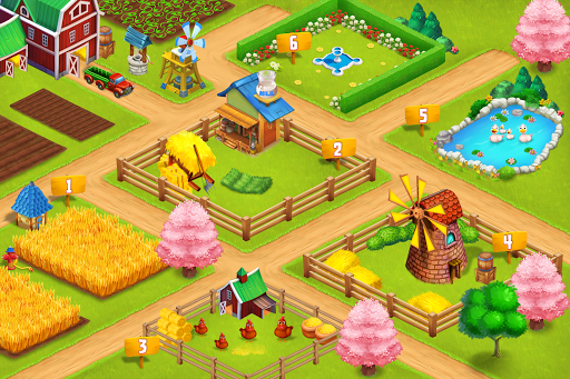 Old Man's Big Green Farm 1.0.4 de.gamequotes.net 5