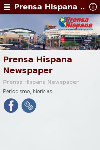 Prensa Hispana Newspaper