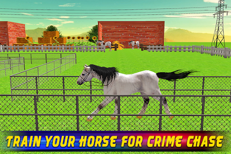 Police Horse Training 3D screenshot