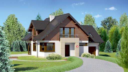 projekt Dom przy Cyprysowej 30