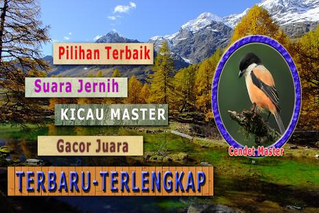 Kicau Cendet Gacor MP3 - náhled