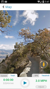 Virtual Walk with Street View™- screenshot thumbnail