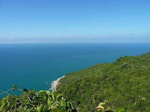 Photo: Ko Phangan - Bottle beach, viewpoint from the rock at the top on northern coast, next bay to the east from Bottle beach