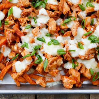 Chicken Cheese Fries Recipes.
