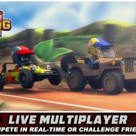 ]Mini Racing Adventures v1.13.4 (Mod Money/Unlocked)