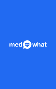 MedWhat- screenshot thumbnail