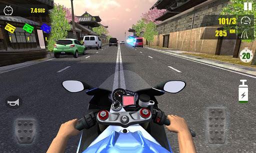 Traffic Rider 3D u0635u0648u0631 1