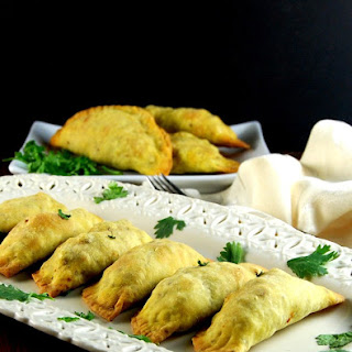 Baked Keema Samosas (Indian-Style Meat Pies)