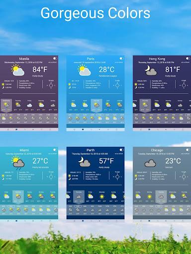Weather 2 weeks 6.0.7 Screenshots 9