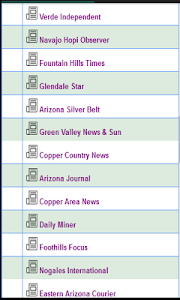 Arizona News screenshot 3
