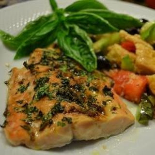 Mediterranean Salmon.