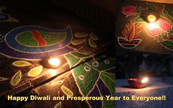 Photo: So, finally Diwali 2013 has been concluded today. We spent an entire exciting holiday with my husband's family in Akola, a cute town in Maharashtra unknown to most of the Japanese and foreigners! Highlights of the stay were my elder niece, who is much grown up now, made me rediscover this interesting city on her scooter, while I made sure of the excellent talent my younger niece is gifted in drawing. Thank you Diwali, and I wish everyone a happy and prosperous new year. Once again, Happy Diwali to all!! 5th November updated (日本語はこちら) -http://jp.asksiddhi.in/daily_detail.php?id=353
