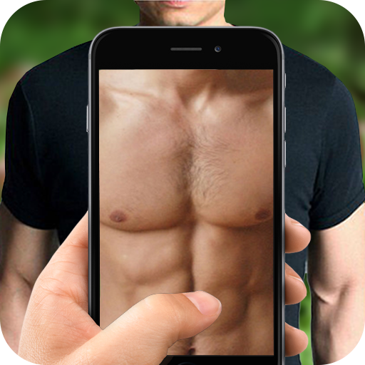 Body Scanner Camera-Real Cloth Scanner Prank App - Apps on