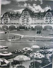 Photo: Deck do Lago do Palácio Quitandinha. Foto de Frank Scherschel