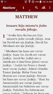 Omie - Bible - náhled
