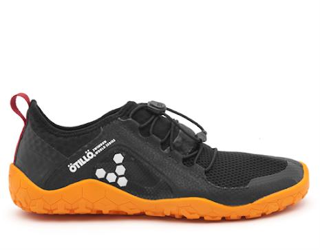 W's VivoBarefoot - Primus Trail Swimrun FG - Black/Orange