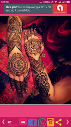 Latest Mehndi Designs 2017 APK Download – Free Art & Design APP for Android 1