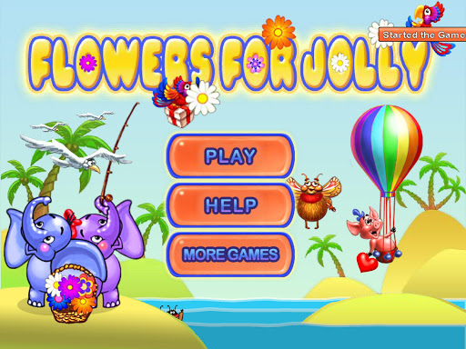 Flowers for Jolly - Adventure