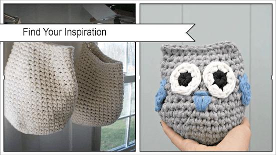 Easy Crochet Basket Patterns Apps On Google Play