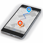 Navegação ao vivo do Mapas Waze & Traffic
