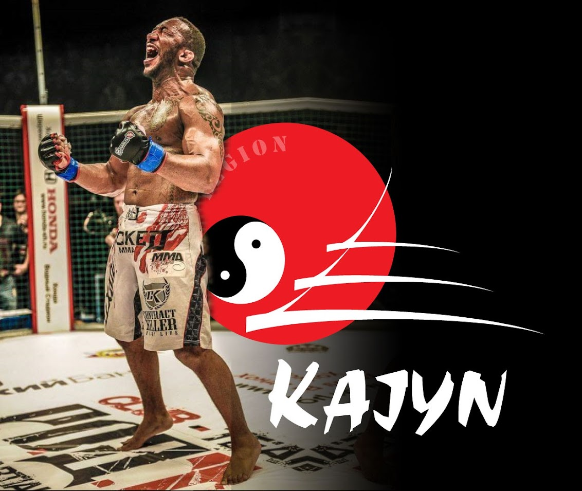 Seydina Seck prof de MMA au Kajyn Paris