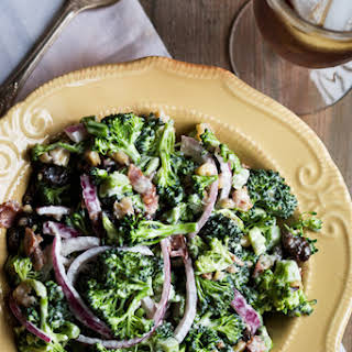 Classic Broccoli Raisin Salad.