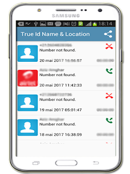 True Caller ID Name & Adress 2018 APK Latest Version Download - Free