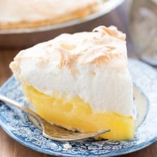 Aunt Tootsie's Lemon Meringue Pie.