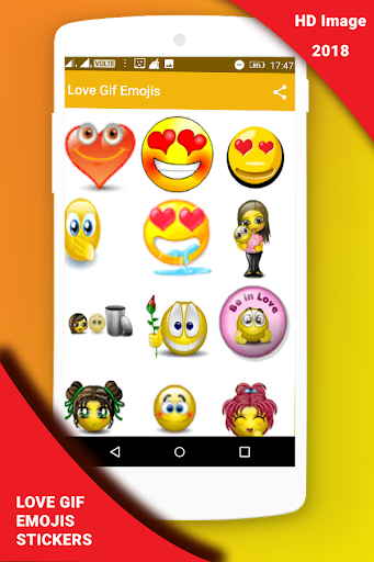 Love Gif Emoji Stickers 1.0.3 screenshots 8