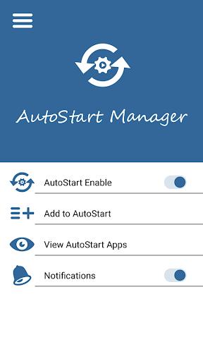 AutoStart App Manager ss1