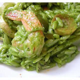 Pesto Orzo