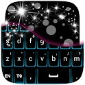 Fancy Neon Keyboard icon