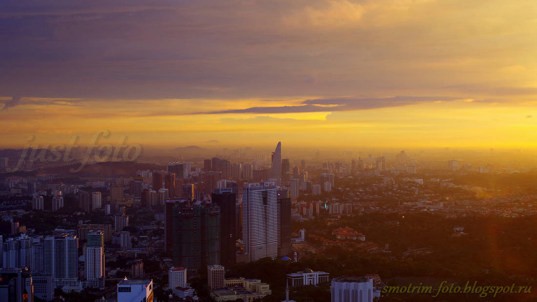 Небоскрёбы Куала-Лумпура