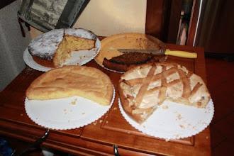 Photo: Torte fatte in casa