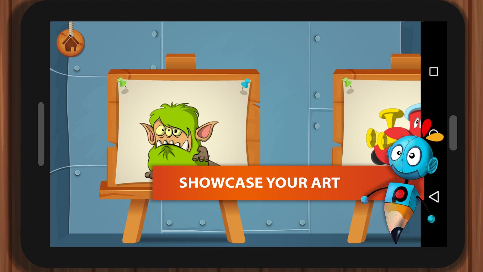 PicsArt for Kids- screenshot