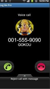 FAKE CALL FROM GOKOU - náhled