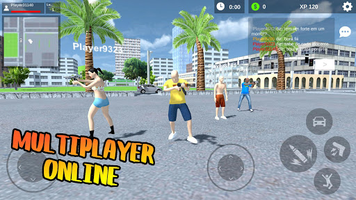 Favela Combat: Gangster Open World Screenshot