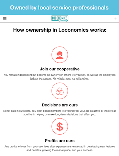 Loconomics Schedule Services- screenshot thumbnail