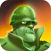 Toy Commander: Army Men Battles