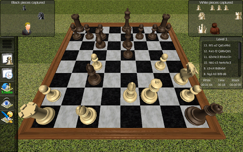 My Chess 3D Capture d'écran