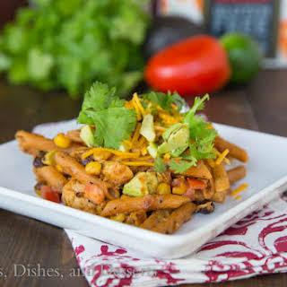 Southwestern Chicken Pasta.