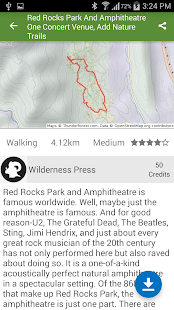 ViewRanger GPS - Trails & Maps- screenshot thumbnail