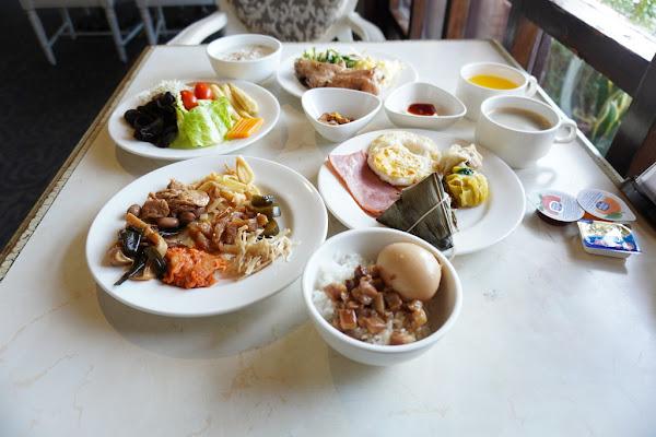 天下大飯店 圓頂西餐廳推出自助式早餐台南專屬優惠199元