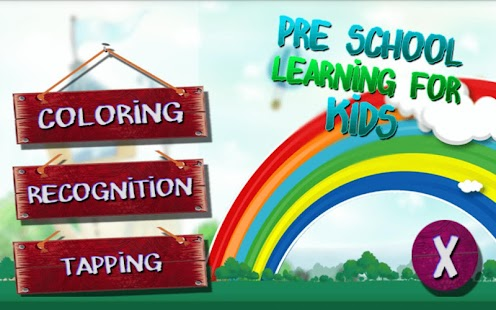 Pre School Learning for Kids- screenshot thumbnail