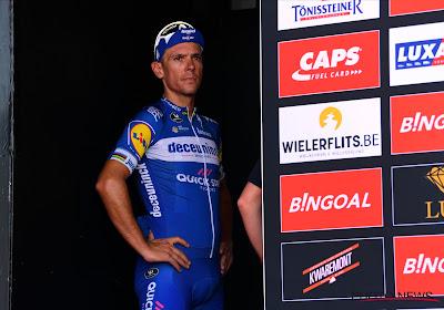 Philippe Gilbert devrait revenir à l'Adriatica après sa déception du Tour