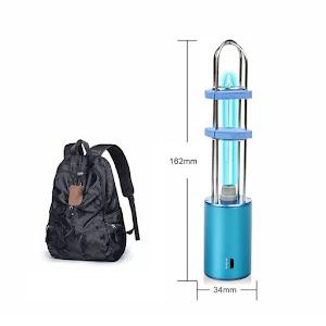 Lampa de sterilizare germicida 2in1 OZONE / UV-C Promedix