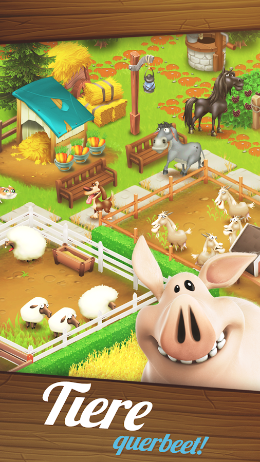 Hay Day – Screenshot